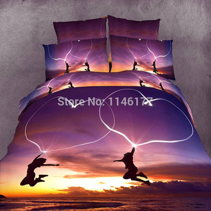 Comforter Funda Nordica Bedding Sets Ywxuege Dancing Youth 3d 4pcs Set/bed Linen/duvet Cover,queen Size Bedsheet Free Shipping - http://www.aliexpress.com/item/Comforter-Funda-Nordica-Bedding-Sets-Ywxuege-Dancing-Youth-3d-4pcs-Set-bed-Linen-duvet-Cover-queen-Size-Bedsheet-Free-Shipping/1669900439.html