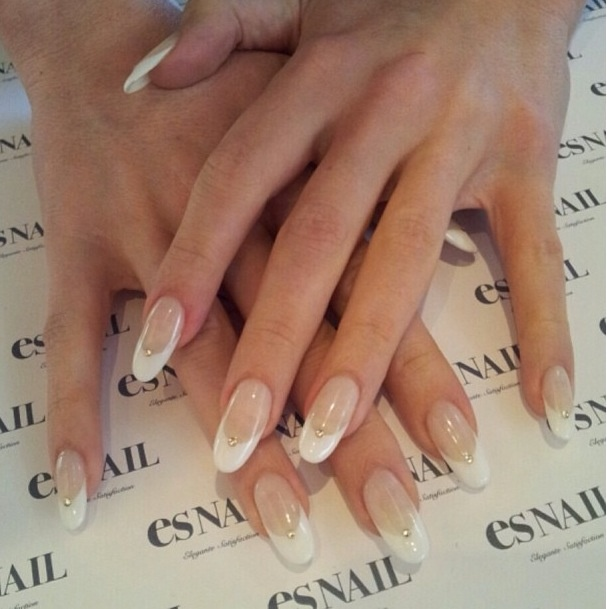Stiletto Nail Salons Los Angeles: Best 25+ Es Nails Ideas On Pinterest