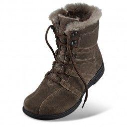 Zimní polobotky | Dámská obuv | Peter Wagner pohodlná obuv