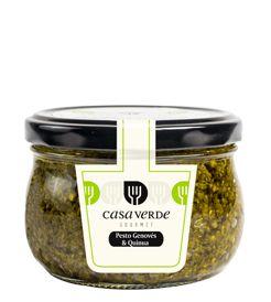 Ready to Eat | Pesto Genovés y Quinua | Productos Gourmet Casa Verde