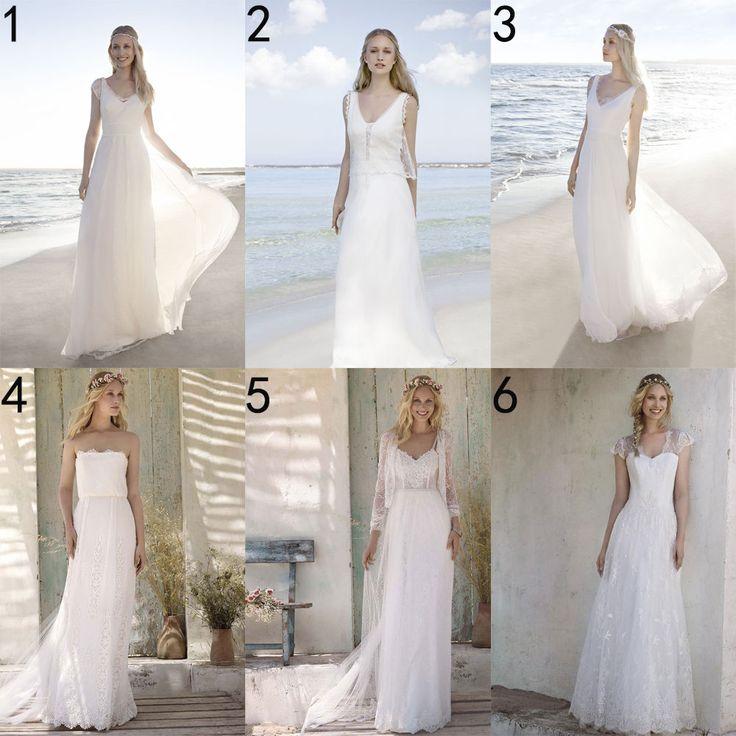 13 best Vestidos images on Pinterest   Bridal gowns, Bride dresses ...