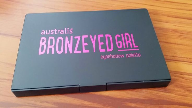 The Bronze Eyed Girl Palette by @loveaustralis   http://www.balmainbeauty.com/2014/12/the-bronze-eyed-girl.html