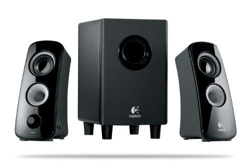 BARGAIN Logitech Z323 Speaker System HALF PRICE NOW £24.99 at Amazon - Gratisfaction UK