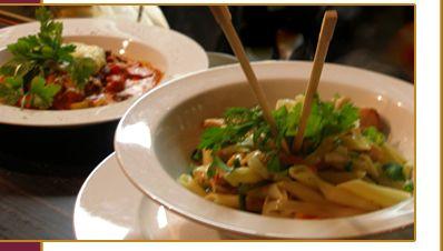 Spaghettiworld, hier kan je ook glutenvrije pasta eten. Onze meid is ...