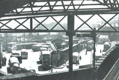 Barnsley Bus Station