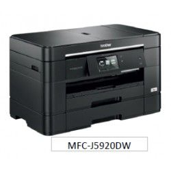 Equipo multifuncion Inkjet Brother MFC J5920DW A3