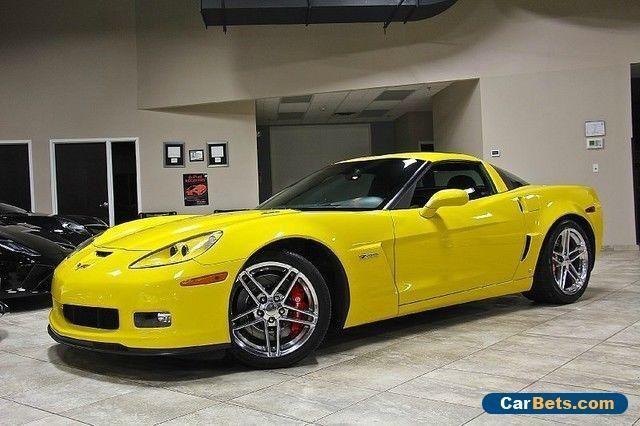 2006 Chevrolet Corvette Z06 Coupe 2-Door #chevrolet #corvette #forsale #unitedstates