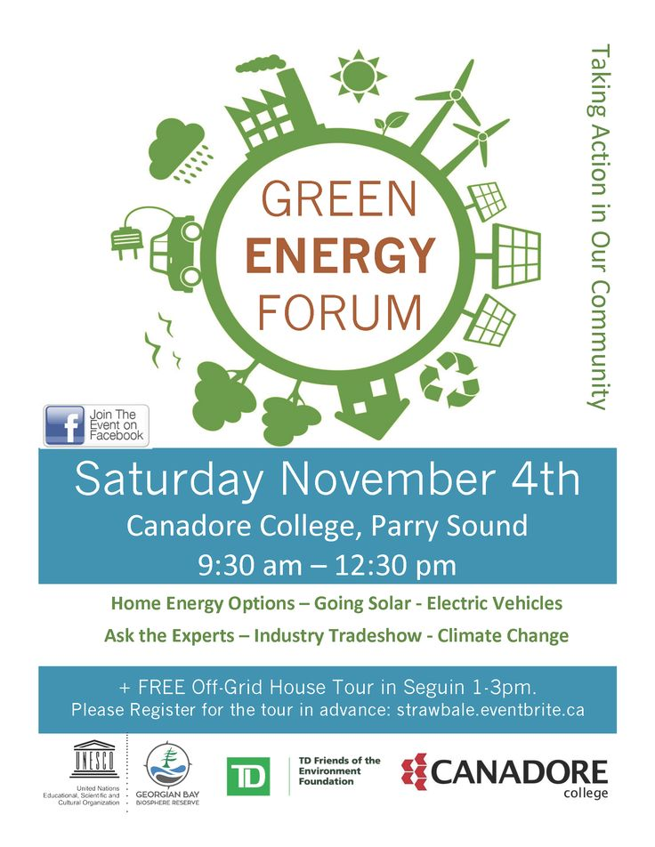 Learn about sustainable energy options, how to save money and reduce your carbon footprint! 🌊 🌲 ♻️