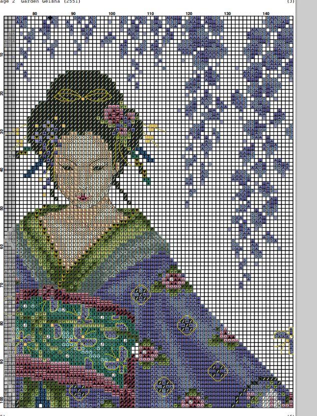 JE.027_Blue Geisha_5/11