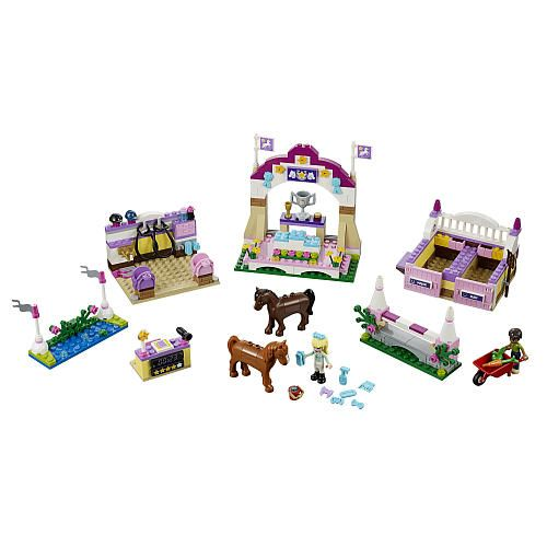 Toys R Us Legos For Girls : Lego friends heartlake horse show  toys r