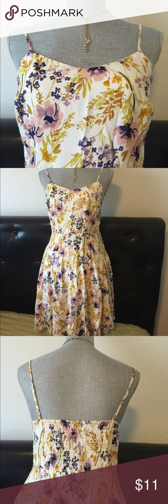 Never worn S petite a line Old navy dress Brand new no tag never worn no defect guarantee!!! 15% off with bundle. What you see you will receive. Old Navy Dresses Mini