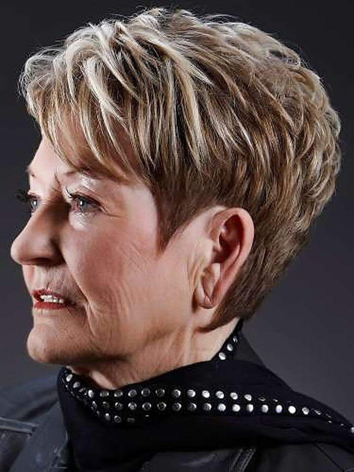 Stylish Short Hairstyles For Women Over 50 When choosing a flattering hair style, women over 50 usually look best with something that continues to focus on the upper face. Description from coolhairstylesfor.com. I searched for this on bing.com/images