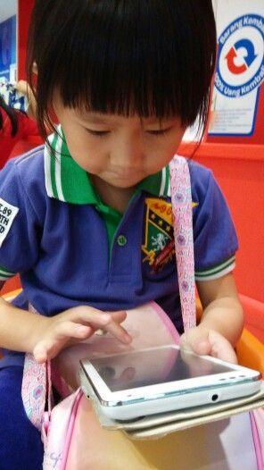 Main Tablet