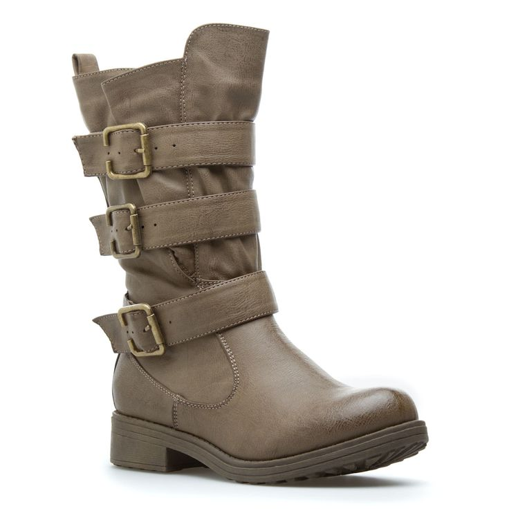 yes.: Shoedazzl Control, Biker Boots, Leather Motorcycles, Leather Boots, Boots Size, Motorcycles Boots, Faux Leather, Brown Boots, Shoes Closet