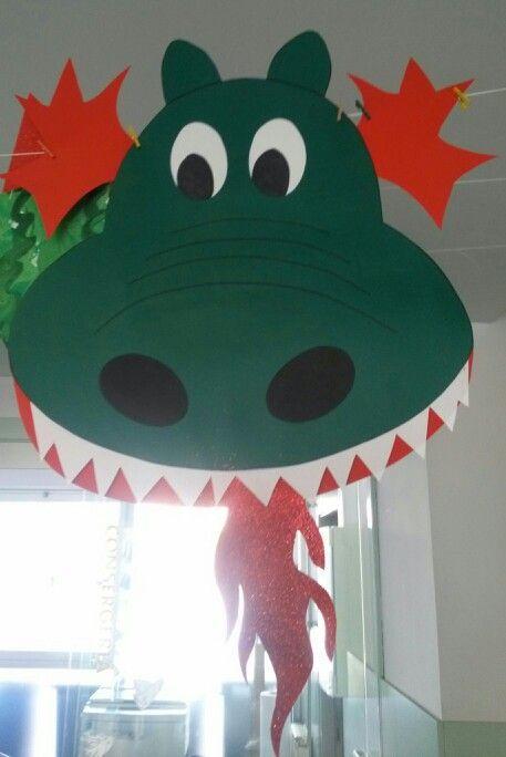 El drac de La Marina #SantJordi 2015