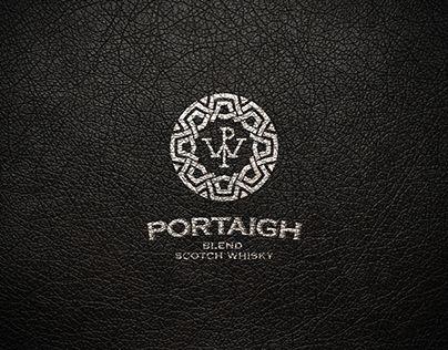 Conception et création de l'image de marque de Portaigh whisky.Tirant son nom de ses origines Celtes, ce Whisky de caractère saura vous séduire et vous faire voyager par la complexité de ses arômes.
