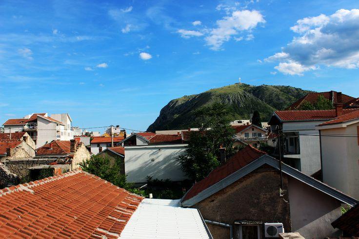 Mostar, BiH. My future hometown.