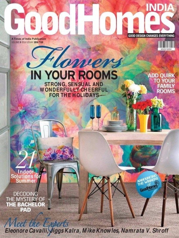 Good Homes May 2016- 21 Indoor Solutions for Summer  #GoodHomes #HomeInteriors #IndoorSolutions #ebuildin