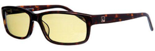 Drivewear polarizzatore-Occhiali da sole con lenti fotocromatiche, modello DWSG8A Cornice quadrata, colore: marrone tartaruga