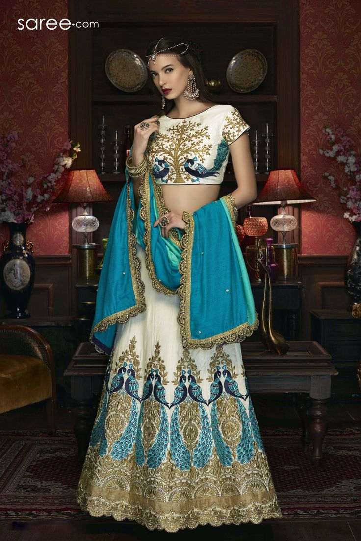 212 best Lehenga images on Pinterest | India fashion, Indian attire ...
