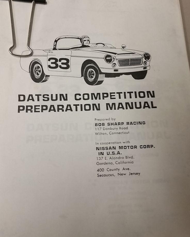 1969 Datsun Roadster – Jerusalem House