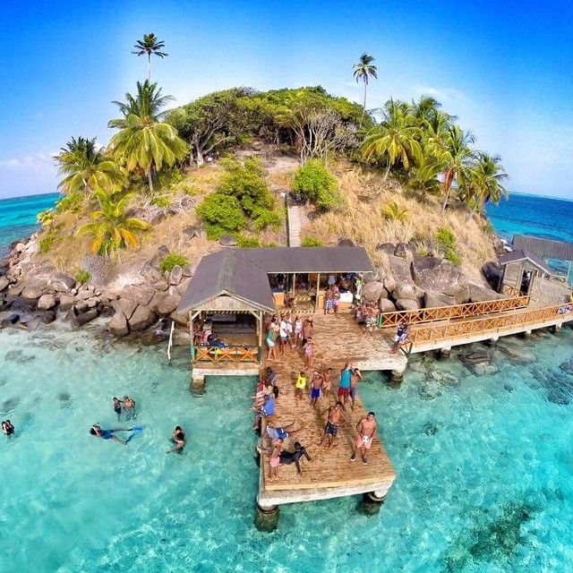 Crab Cay National Park, Isla De San Andrés - Colombia ✨✨ Picture by ✨✨@Nenet20✨✨