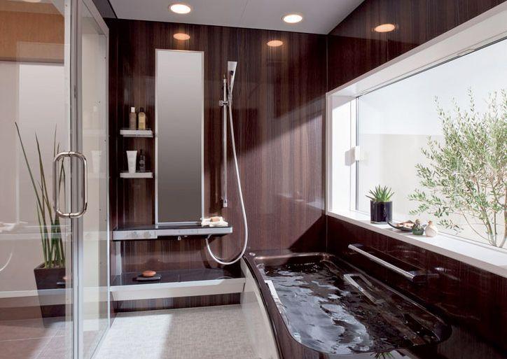 47 best Inspiring Japanese Style Baths images on Pinterest