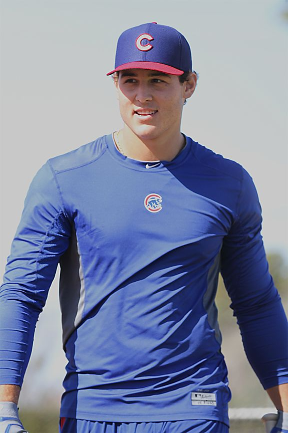 God bless the Cubs for showing us Anthony Rizzo.
