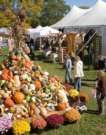 Save the Dates. Country Living Fair, Columbus, Ohio, Sept. 13-15, 2013. Can't