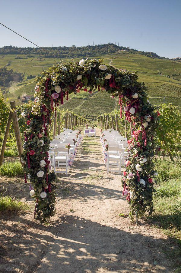 Un matrimonio fai da te in vigna: Eleonora e Andrea | Wedding Wonderland