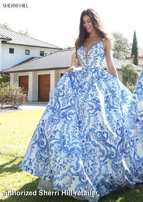 44 best Prom 2017 images on Pinterest | Ball dresses, Formal evening ...