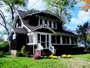 Bound brook nj paint the house black with white trim outside pinterest the o 39 jays black - Black house with white trim ...