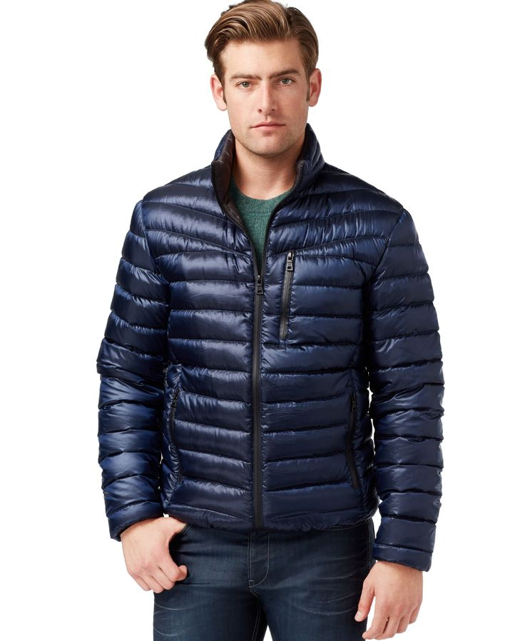 Inc International Concepts Irridescent Down Jacket