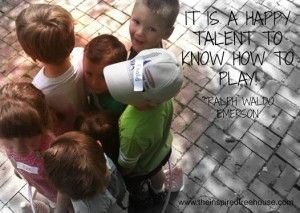 happy talent quote