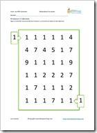 Fichas de matemáticas para Educación Infantil