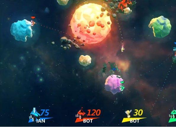 Moonshot gameplay