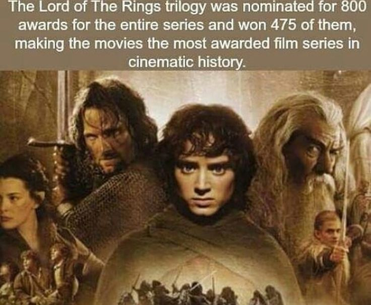 And that, ladies and gentlemen, is why it'll always be the best movie trilogy ever.