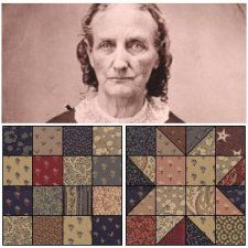 FREE Checkered Past Quilt Pattern   by Hancy Reynolds