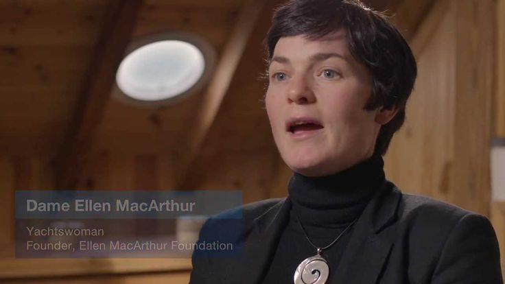 "Navigating the circular economy: A conversation with Yachtswoman, Dame Ellen MacArthur, Founder of the Ellen MacArthur Foundation. ""While learning how to cope with limited supplies of water, food, and fuel, MacArthur quickly discovered just how important her scarce resources were to her survival. ... In this video interview, she explains why moving toward an economic system that retains and reuses resources makes both environmental and business sense."" McKinsey & Company"