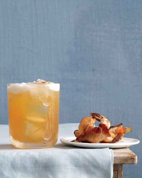 Maple-Bourbon Cider is a warming winter nightcap #Christmas #Holidays