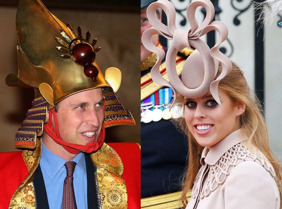 The Wildest Royal Fashions?See the Crazy Hats, Samurai Outfits and More! on | E! Online Mobile