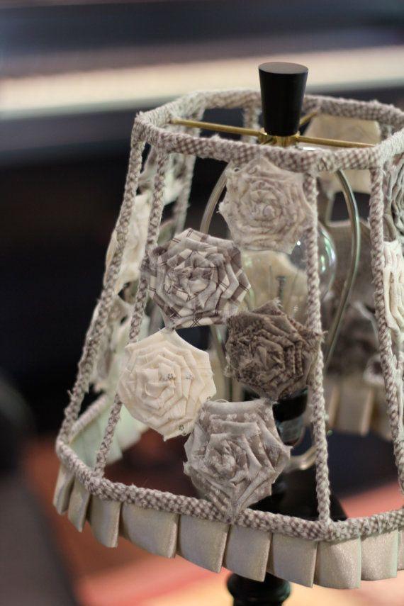 Best 25 Fabric Lampshade Ideas On Pinterest