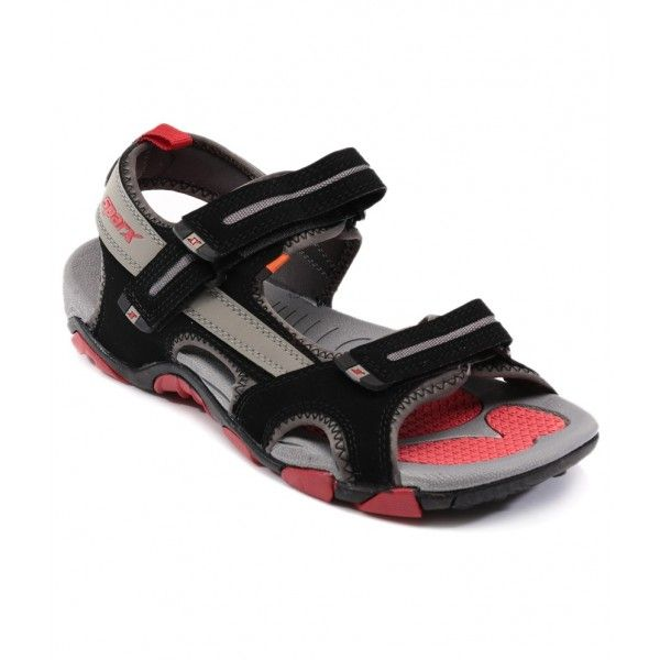 Buy Sparx Men Red Sandals