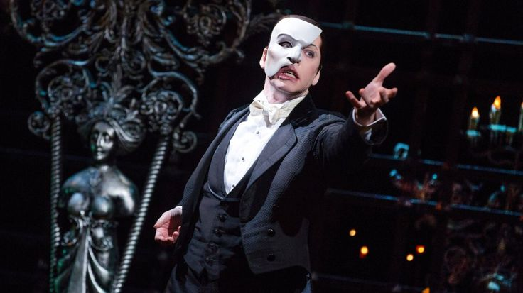 8 Reasons Why You Must See The Phantom Of The Opera On Broadway #Phantom @odysseypins #PhantomoftheOpera #JamesBarbour #Broadway