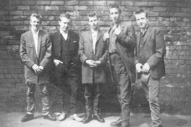The Edwardian Teddy Boy - Teddy Boys are back in Town