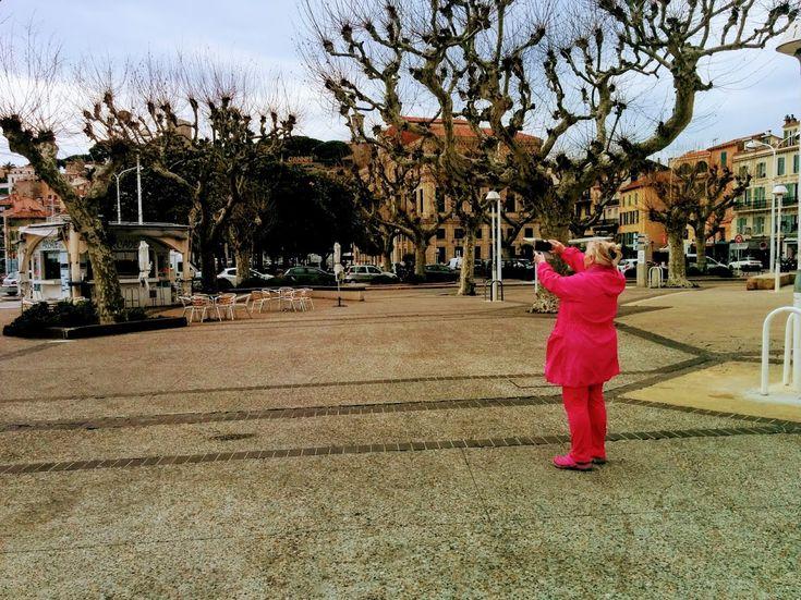 Kohdekuvaus - kotona ja muilla mailla:  #Someuttaja    #Ranska  #Cannes  #Riviera  #Matkailu