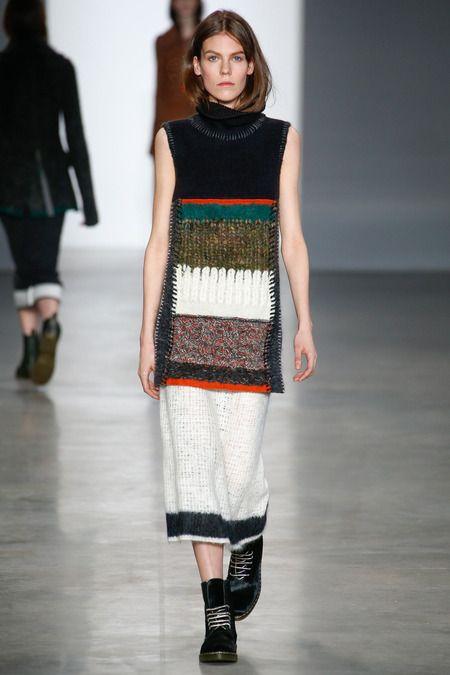 Calvin Klein Collection Slideshow on Style.com
