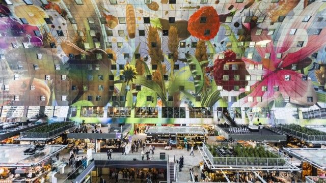Top 10 Food Markets In Europe