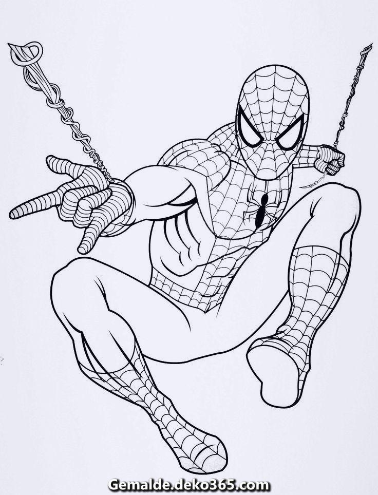 Grossartige Grafik Zum Ausmalen Von Spiderman To Print A4 Mb28 Superhero Coloring Pages Cartoon Coloring Pages Avengers Coloring Pages