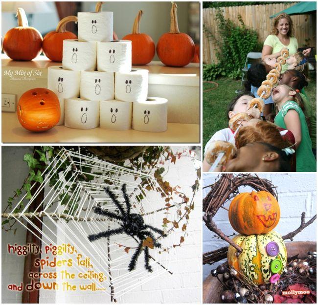 113 Best Halloween Games Images On Pinterest